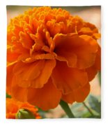 The Last Marigold Fleece Blanket