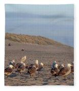 The Layover Fleece Blanket