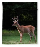 The Leader Fleece Blanket