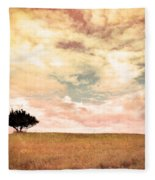 The Learning Tree Fleece Blanket