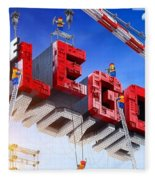 The Lego Movie Fleece Blanket