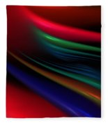 The Light Fantastic Fleece Blanket