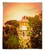 The Light Tower Fleece Blanket