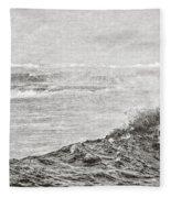 The Lighthouse Fleece Blanket