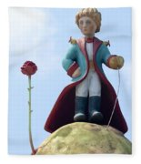 The Little Prince Fleece Blanket