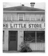 The Little Store Fleece Blanket