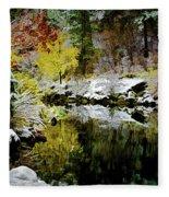 The Loch Fleece Blanket