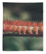 The Long Stride Fleece Blanket