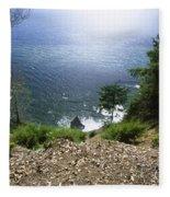 The Lost Coast - Sinkyone Wilderness Fleece Blanket