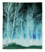 The Magic Forest Fleece Blanket