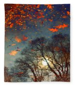 The Magic Puddle Fleece Blanket