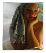 The Maiden Fleece Blanket