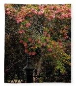 The Manor Gate Fleece Blanket