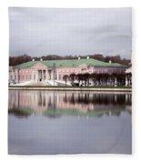 The Manor Of Kuskovo, Moscow Fleece Blanket