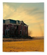 The Mansion Fleece Blanket