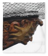 The Mast Head Fleece Blanket