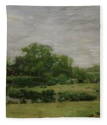 The Meadows Gloucester New Jersey 1883 Fleece Blanket