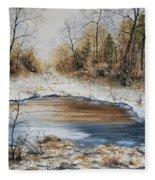 The Melting Fleece Blanket