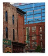 The Merchants Nashville Fleece Blanket
