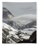 The Misty Grand Fleece Blanket