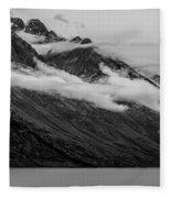 The Mountain Fleece Blanket