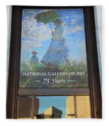 The National Gallery Of Art Is 75 Years Old Fleece Blanket