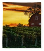 The North Country Fleece Blanket