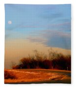 The On Ramp Fleece Blanket