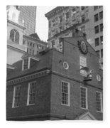 The Original Massachusetts State House Fleece Blanket