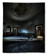 The Oval Star Room Fleece Blanket