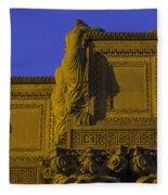 The Palace Of Fine Arts  Fleece Blanket