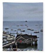 The Pearl Fleece Blanket