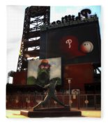 The Phillies - Steve Carlton Fleece Blanket