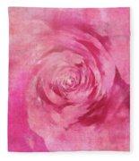 The Pink Lady 5 Fleece Blanket