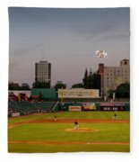 The Pitch Fleece Blanket