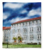 The Presidio  Fleece Blanket