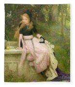 The Princess And The Frog Fleece Blanket