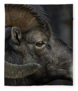The Profile Fleece Blanket