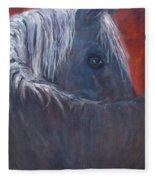 The Protector Fleece Blanket