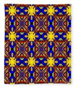 The Quilting Party Fleece Blanket