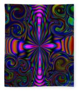 The Rainbow Spirit Fleece Blanket