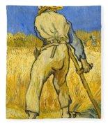 The Reaper Fleece Blanket