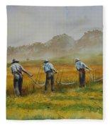 The Reapers Fleece Blanket