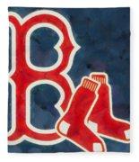 The Red Sox Fleece Blanket