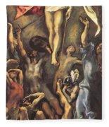 The Resurrection 1600 Fleece Blanket