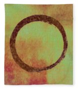 The Ring Fleece Blanket