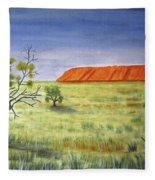 The Rock Fleece Blanket
