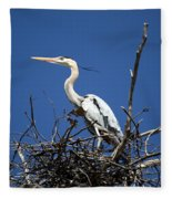 The Rookery Fleece Blanket