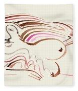 the Roost Fleece Blanket