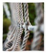 The Rope's Fleece Blanket